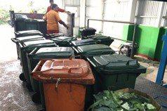 竹縣花3000萬打造廚餘處理廠2.0 有效降低異味飄散
