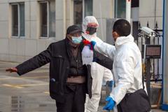 鼓勵舉報湖北人 廣東三角鎮懸賞30個口罩