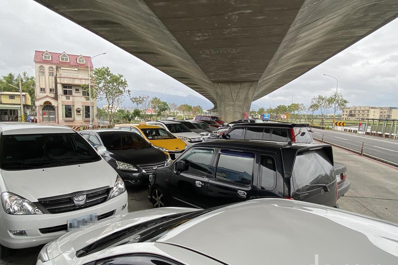 宜蘭共乘停車場變多了 礁溪場蓋好了今年再建羅東場