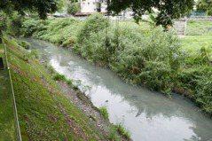 中和瓦磘溝獲前瞻補助改善水質 將解決難聞惡臭