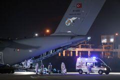 土耳其自武漢撤僑滿一週 無人出現感染症狀
