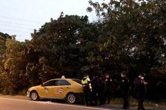 桃園2男子陳屍計程車內 警方初步排除他殺之嫌