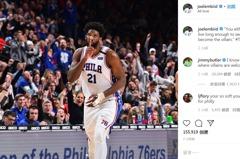 NBA/舉手要主場球迷安靜? 安比德發文擴大爭議
