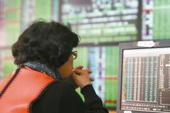台股月線得而復失收漲17.59點 三大法人賣超8.86億