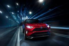 全新Toyota RAV4 Prime PHEV百公里加速只要5.8秒!