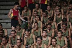 新加坡再增3例新冠肺炎 軍人也中標