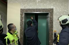詭!台中大樓管理員巡邏一夜未歸 被發現墜電梯井屍僵