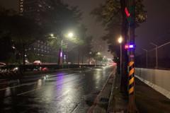 新北危險路段警點亮「光明燈」 夜間車禍少3成
