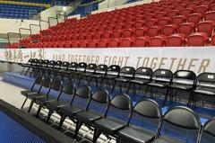 亞籃資格賽/備妥紅外線檢測儀 觀眾入場先量體溫