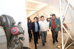 彰化又多一個美術館!洪易美術館在地化就是國際化