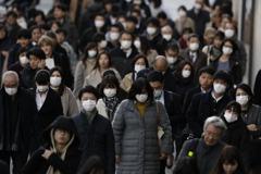 東京增1例新冠肺炎確診 60多歲養老機構員工重症住院