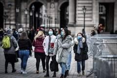 遏止新冠肺炎 法國境內疫區約120間學校停課