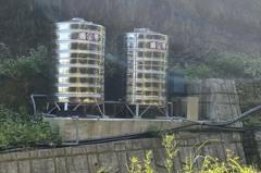 三峽郊區居民僅能喝山泉水 新北889萬設簡易自來水