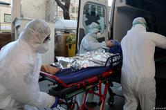 高官政要接連確診新冠肺炎 伊朗疫情死亡率居全球之首