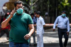 印度肺炎確診增至30例 新德里小學關閉至月底