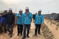 金門1-1道路明年初完工 水頭居民可望擺脫交通夢魘