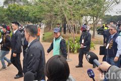 副總統陳建仁植樹節種樹 大肚山種下原生種「降真香」