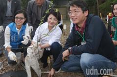 影/台中成立復育中心 盧秀燕:盼恢復原始森林樣貌