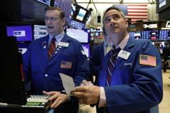 走出30年來最大跌勢!美股期指盤前大漲逾千點 觸動熔斷機制