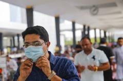 創單日新高!馬來西亞新增41起新冠肺炎確診病例
