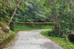 女子疑在三峽遭男友槍殺 扔下山坡任其曝屍荒野