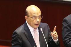 藍委建議每人發1萬紓困 蘇貞昌:效果有限