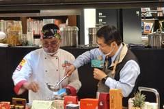 黃偉哲行銷台南農產品 自爆美食讓他胖7公斤