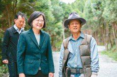 回響/響應種樹 蔡總統訪台灣樹王