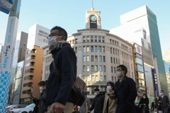 日本東京單日新確診創新高 暴增逾60例新冠肺炎確診