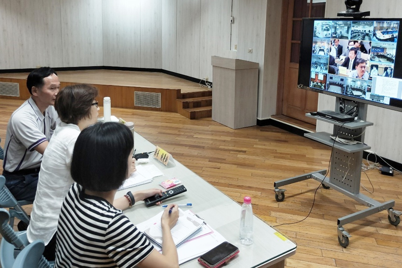 全國防疫視訊會議 饒慶鈴:防疫專車不能獨缺台東