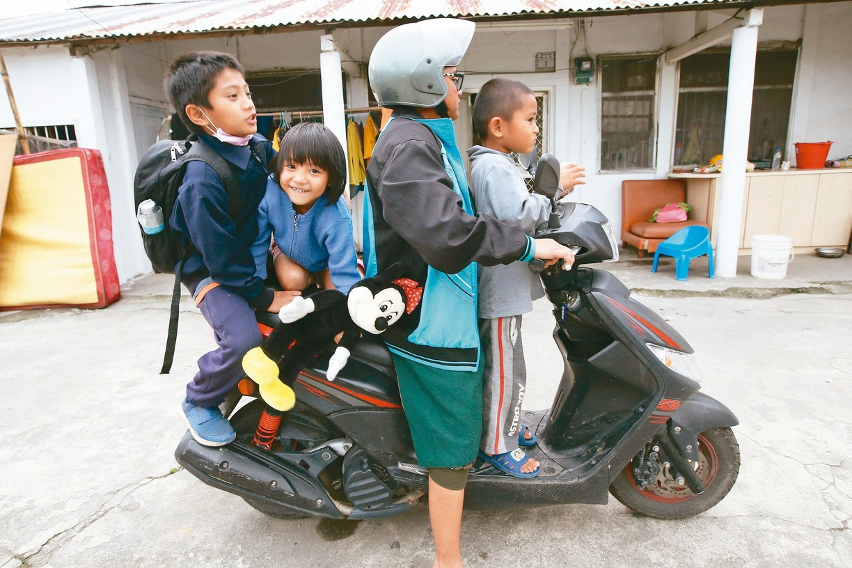 交通不便…家與校的距離 偏鄉童難題