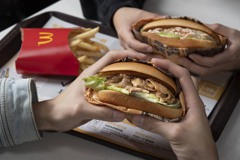 麥當勞全新「長堡系列」 限時三天拍起來6000份免費吃