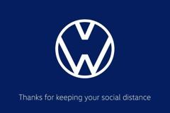 商標也防疫 麥當勞標誌M「保持社交距離」