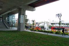 精武火車車站有人侵入軌道被撞 區間東正線改單線