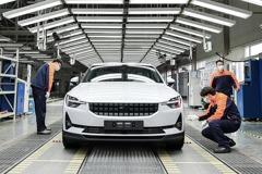 交車優先、疫情第二!Polestar 2電動車於中國啟動量產