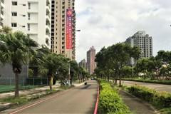 前十購屋熱區 竹北人平均買57坪面積最大