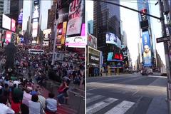 影/全球33億人口禁足 知名景點「今昔對照」曝光