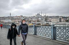 疫情升溫 土耳其媒體:當局評估夜間或週末宵禁