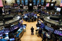 市場預期疫情接近高峰 美股開盤走高