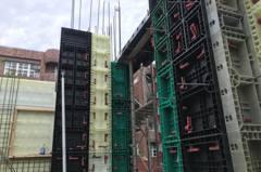 綠建築中不可或缺的系統模板工法