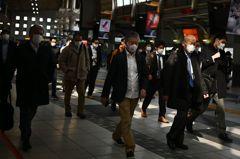日本新冠肺炎疫情持續延燒 境內確診破萬