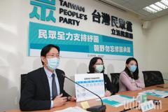 影/民眾黨推修憲 力挺18歲公民權