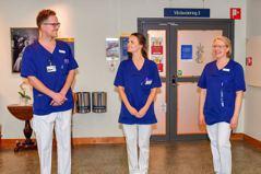 瑞典索菲婭王妃到醫院協助抗疫 負責打掃消毒設備