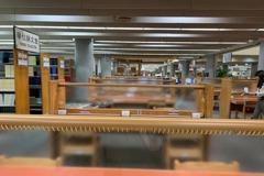 國家圖書館自修室防疫 今天起限百人入座