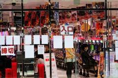 影/柏青哥店大爆滿 日本黃金周有在防疫嗎?