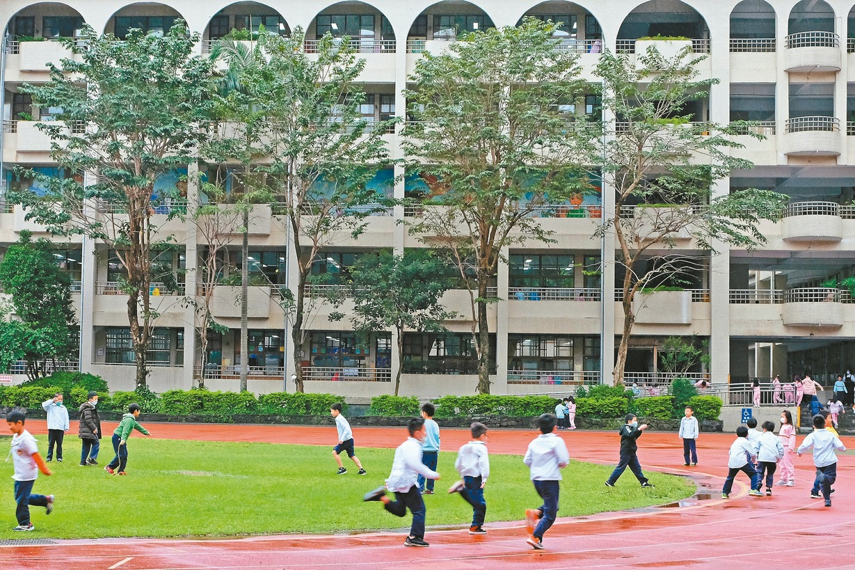 願景回響/教部盤點全台校園 擴大種樹