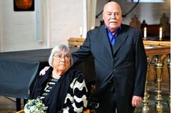 疫情領悟愛要及時!丹麥離婚老夫婦時隔55年再完婚