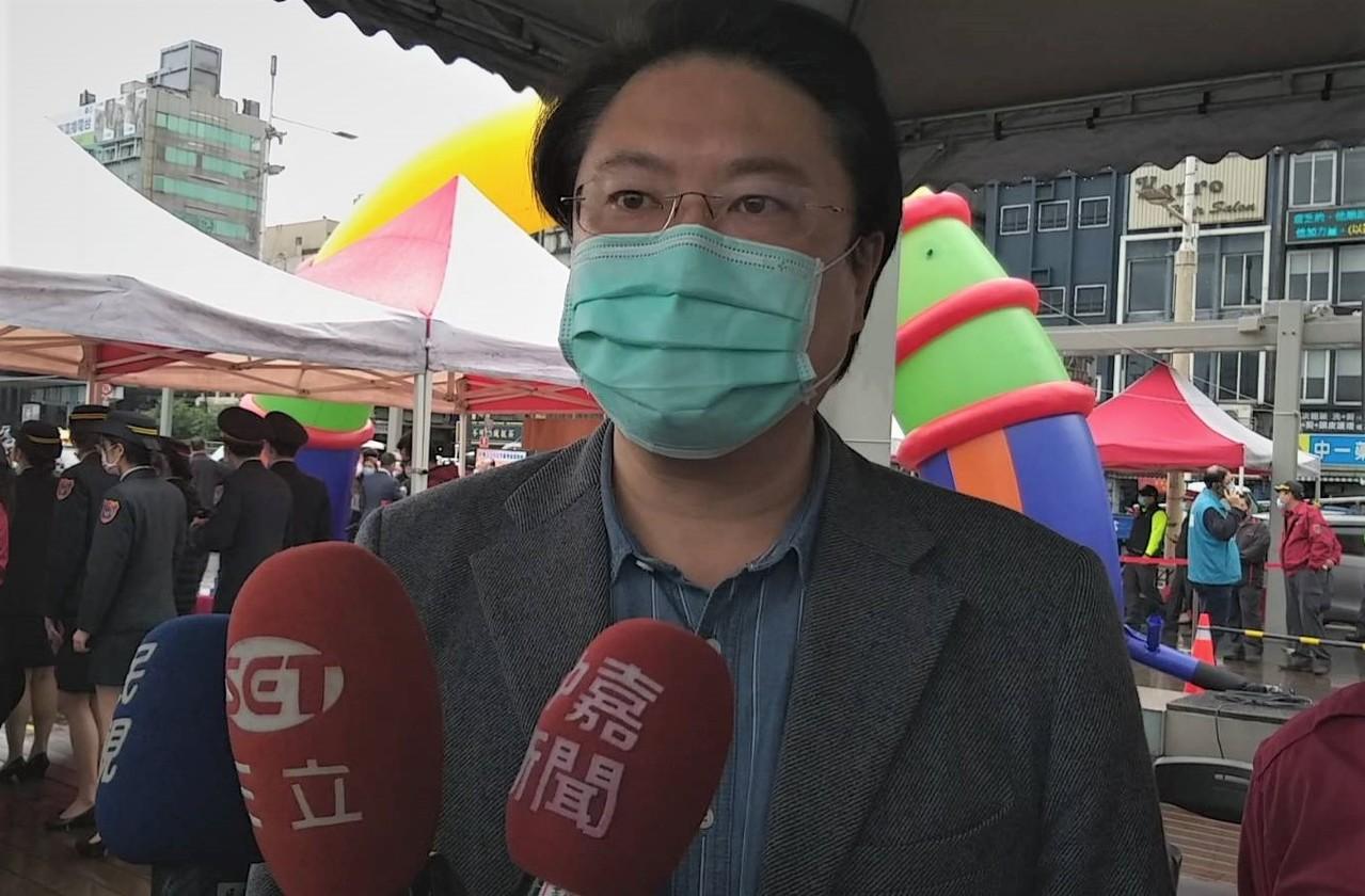 基市長林右昌:北市火災是人禍 基隆擴大消防安全檢查