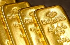 世銀:黃金已近今年頂部 全年均價1,600美元