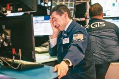 全球股票基金 大失血